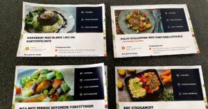 Opskrifter på måltidskasser fra RetNemt