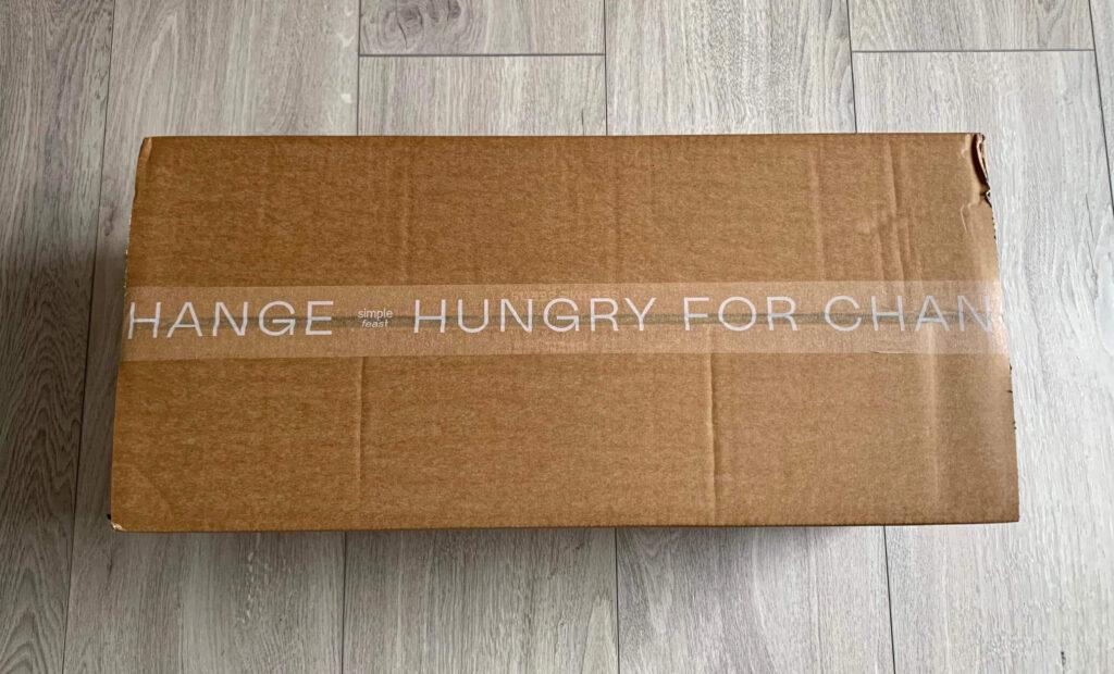 Simple Feast måltidskasse levering