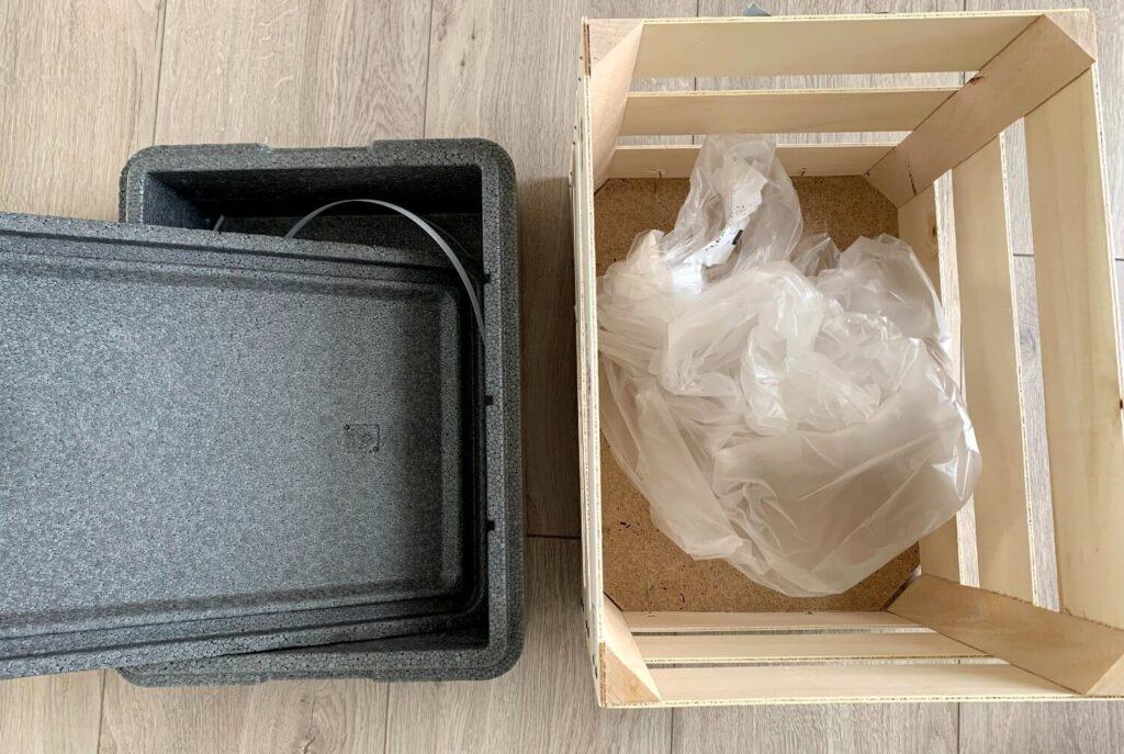 Emballage fra Aarstiderne
