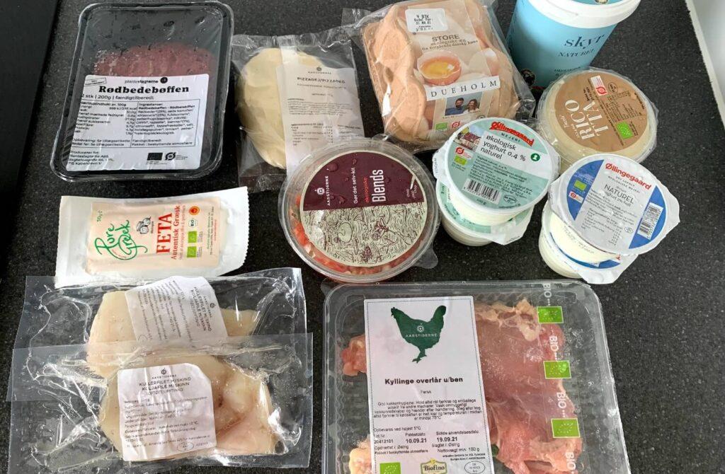Økologisk kød, æg og mejeriprodukter fra Aarstiderne